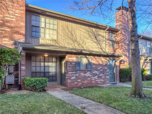 6500 N Grand Boulevard #178, Oklahoma City, OK 73116 (MLS #893693) :: Homestead & Co