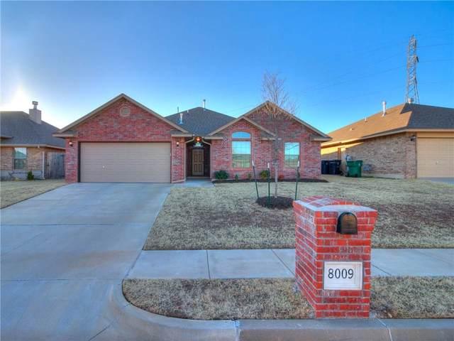 8009 Hillers Road, Oklahoma City, OK 73132 (MLS #893773) :: Homestead & Co