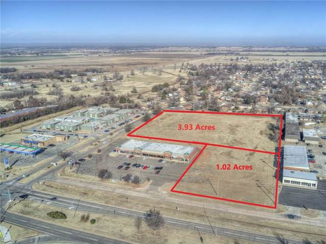 401 E Main Street, Yukon, OK 73099 (MLS #893808) :: Homestead & Co