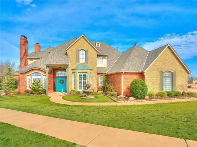 16801 Shorerun Drive, Edmond, OK 73012 (MLS #893822) :: Homestead & Co