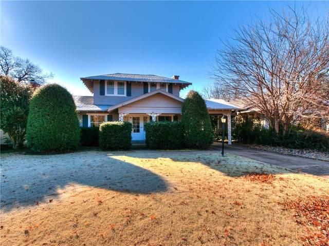 1508 NW 35th Street, Oklahoma City, OK 73118 (MLS #893828) :: Keri Gray Homes