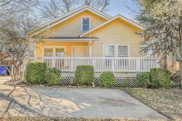 736 E Boyd Street, Norman, OK 73071 (MLS #893888) :: Homestead & Co