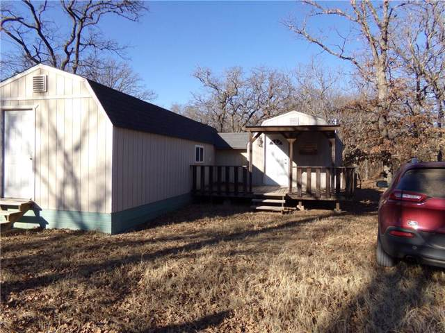 349156 E Ranch Road, Sparks, OK 74869 (MLS #893909) :: Homestead & Co