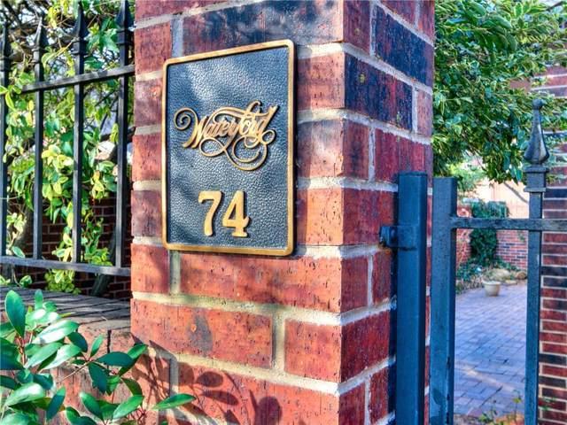 6206 Waterford Boulevard #74, Oklahoma City, OK 73118 (MLS #893922) :: Keri Gray Homes