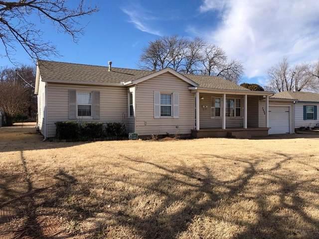 2606 N Union Avenue, Shawnee, OK 74804 (MLS #893941) :: Homestead & Co