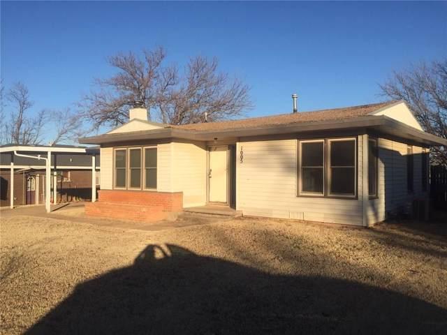 1005 Circle Drive, Clinton, OK 73601 (MLS #893997) :: Homestead & Co