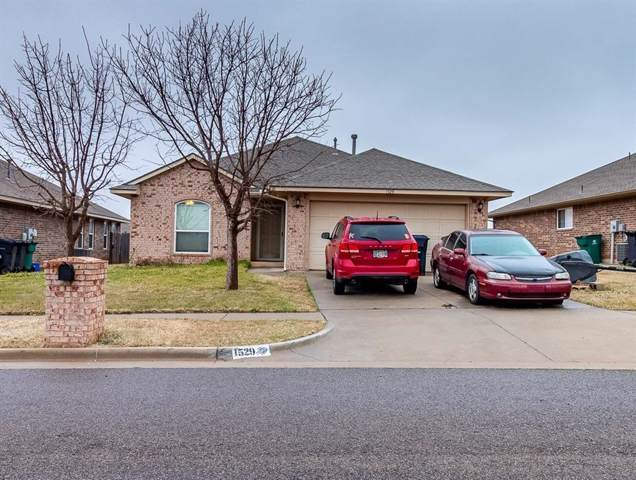 1529 NW 123rd Street, Oklahoma City, OK 73120 (MLS #894058) :: Homestead & Co