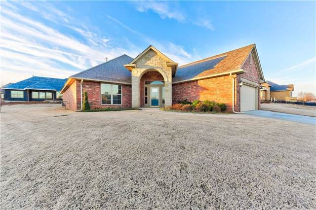 608 Geneva Drive, Edmond, OK 73025 (MLS #894061) :: Homestead & Co