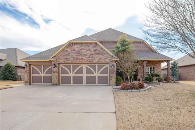 4708 SW 126th Place, Oklahoma City, OK 73173 (MLS #894071) :: Homestead & Co