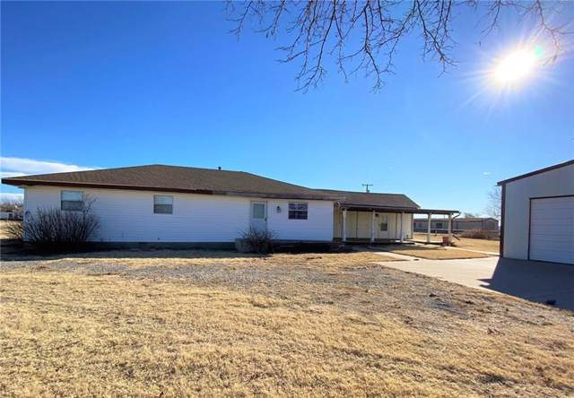 701 Boundary Street, Lone Wolf, OK 73655 (MLS #894079) :: Homestead & Co