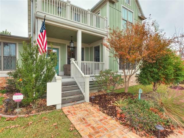 53 Ridgeline Road, Carlton Landing, OK 74432 (MLS #894129) :: Homestead & Co
