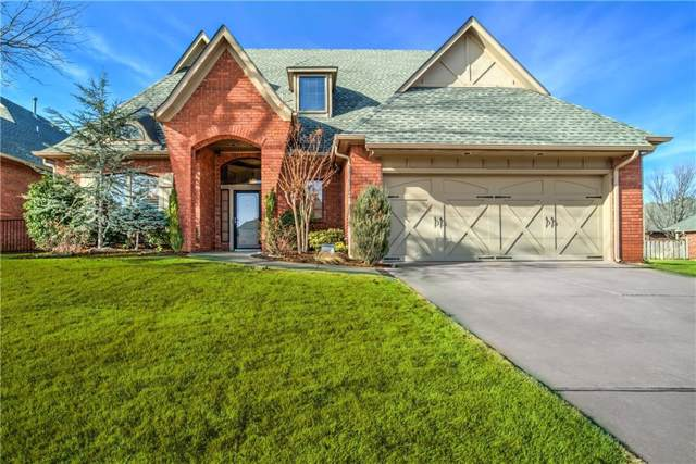 1509 Vandivort Place, Edmond, OK 73034 (MLS #894257) :: Homestead & Co