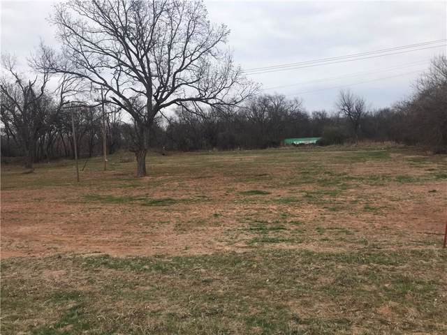 S Chickasaw Street, Pauls Valley, OK 73075 (MLS #894292) :: Homestead & Co
