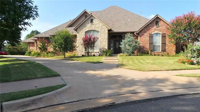 4217 Riva Ridge Court, Edmond, OK 73025 (MLS #894312) :: Homestead & Co