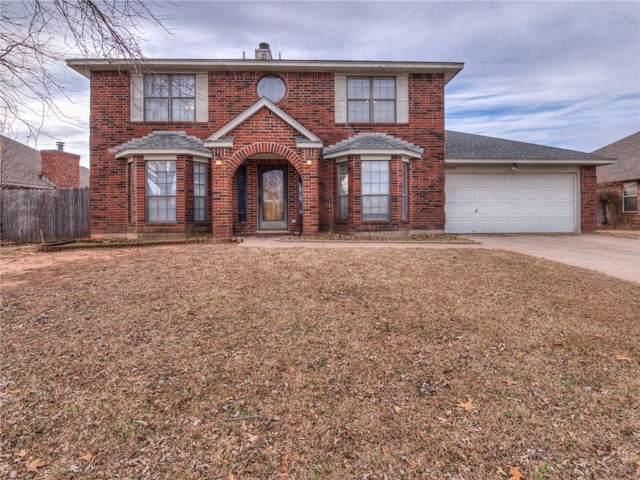 8009 Harvest Hills South Boulevard, Oklahoma City, OK 73132 (MLS #894392) :: Homestead & Co