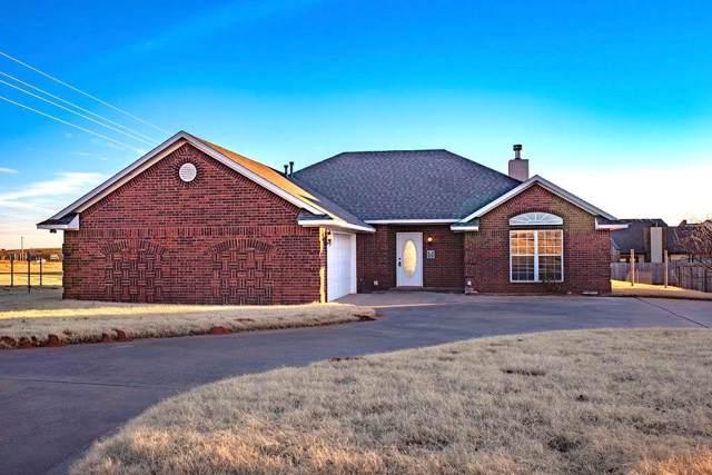 98 Clubhouse, Elk City, OK 73644 (MLS #894404) :: Homestead & Co