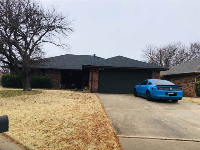 1608 Shadow Court, Edmond, OK 73013 (MLS #894407) :: Homestead & Co