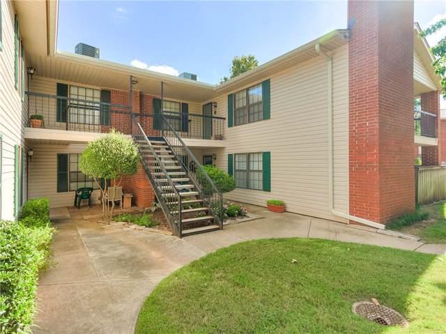 4400 Hemingway Drive #273, Oklahoma City, OK 73118 (MLS #894410) :: Erhardt Group at Keller Williams Mulinix OKC