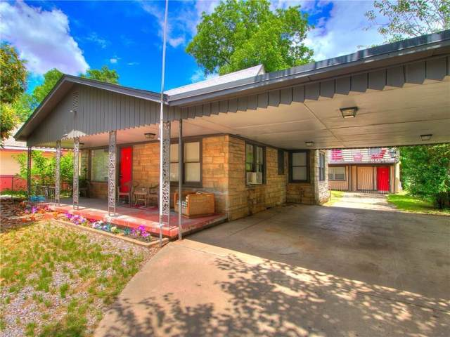 2125 SW 26th Street, Oklahoma City, OK 73108 (MLS #894414) :: The UB Home Team at Whittington Realty