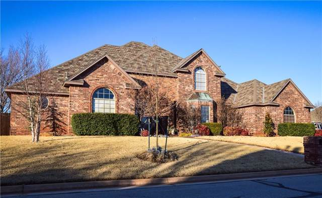 6701 NW 110th Court, Oklahoma City, OK 73162 (MLS #894459) :: Homestead & Co