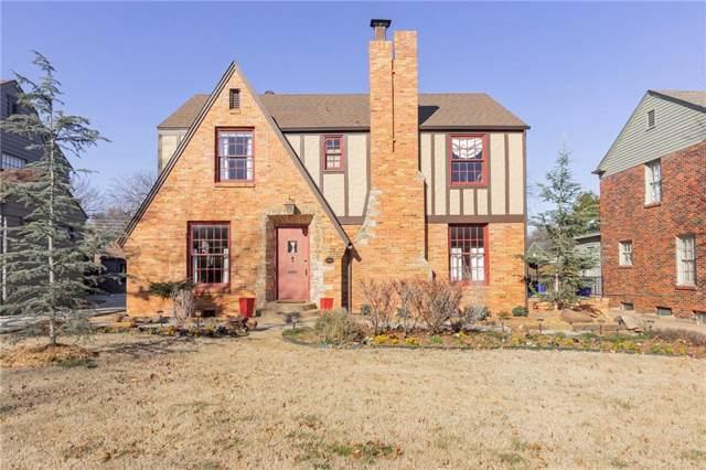 905 NW 37th Street, Oklahoma City, OK 73118 (MLS #894465) :: Homestead & Co