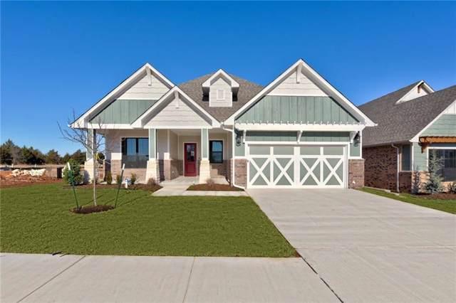 3517 Paso Robles Terrace, Edmond, OK 73034 (MLS #894620) :: Homestead & Co