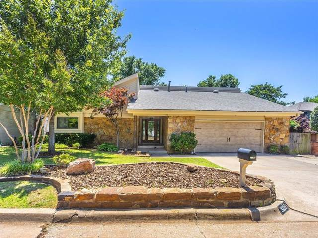 3100 Castlerock Road, Oklahoma City, OK 73120 (MLS #894655) :: Keri Gray Homes