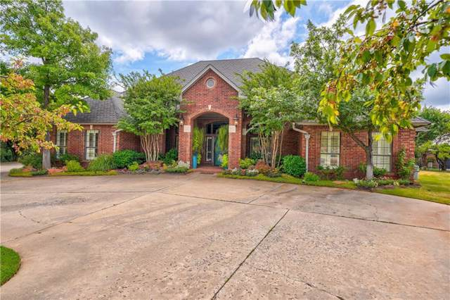 8000 NW 127th Circle, Oklahoma City, OK 73142 (MLS #894678) :: Homestead & Co