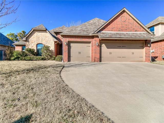 5609 NW 130th Street, Oklahoma City, OK 73142 (MLS #894689) :: Homestead & Co
