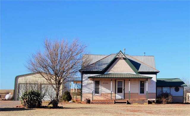 10923 N 2260 Road, Clinton, OK 73601 (MLS #894727) :: Homestead & Co