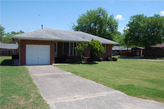 1034 W Sunnymeade Drive, Wewoka, OK 74884 (MLS #894748) :: Homestead & Co