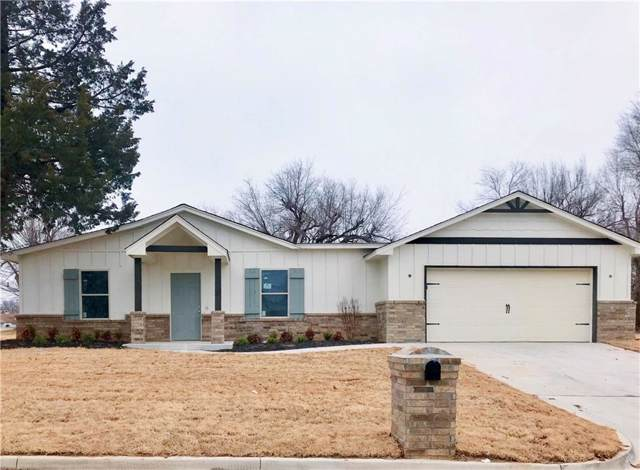 5900 NW 62nd Street, Warr Acres, OK 73102 (MLS #894807) :: Homestead & Co