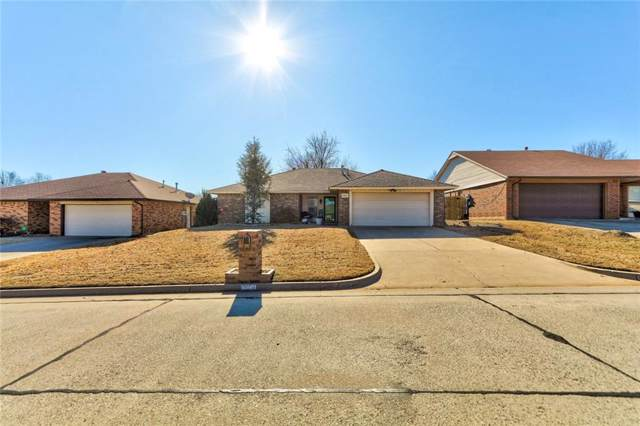 8808 NW 84th Street, Oklahoma City, OK 73132 (MLS #894813) :: Homestead & Co