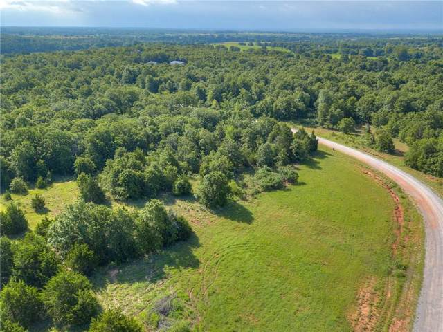 910320 N Oak Bend Trail, Chandler, OK 74834 (MLS #894814) :: Homestead & Co
