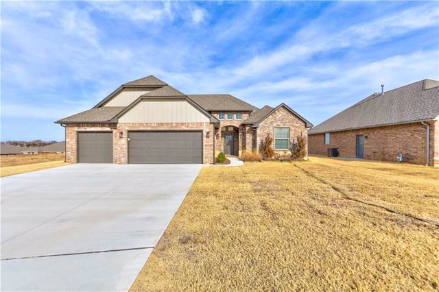 12515 Forest Terrace, Midwest City, OK 73020 (MLS #894815) :: KING Real Estate Group