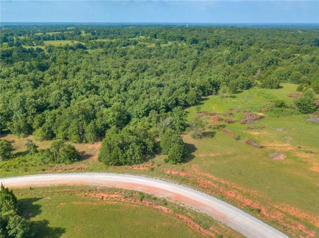 910319 N Oak Bend Trail, Chandler, OK 74834 (MLS #894816) :: Homestead & Co