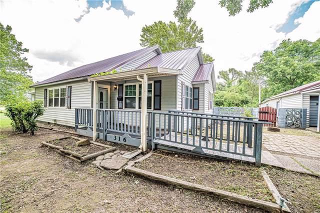 316 N 7th Street, Okemah, OK 74859 (MLS #894857) :: Keri Gray Homes