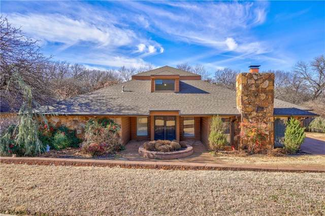 2109 Brookwood Place, Edmond, OK 73034 (MLS #894858) :: Homestead & Co