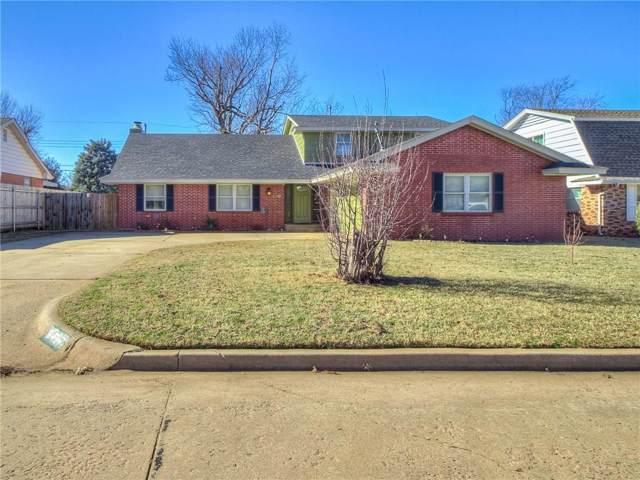 6417 N Sterling Drive, Oklahoma City, OK 73132 (MLS #894877) :: Homestead & Co