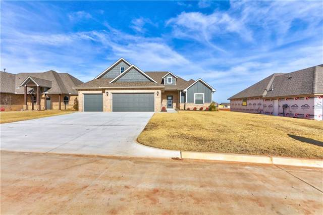 12605 Forest Terrace, Midwest City, OK 73020 (MLS #894885) :: KING Real Estate Group