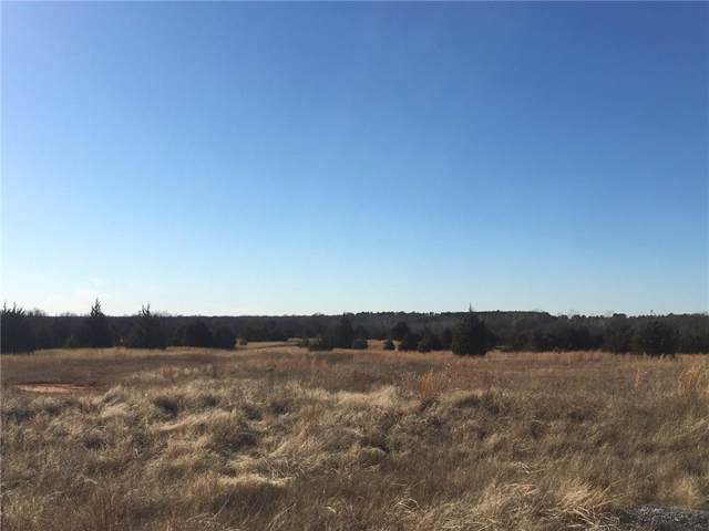 000 N County Road 3320, Wanette, OK 74878 (MLS #894894) :: Homestead & Co