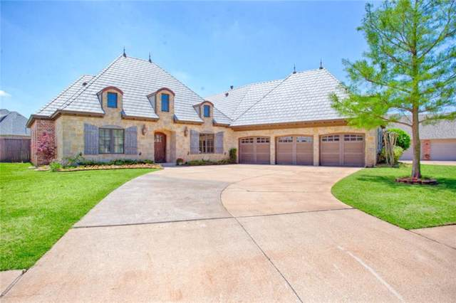 3424 NW 173rd Street, Edmond, OK 73012 (MLS #894916) :: Homestead & Co