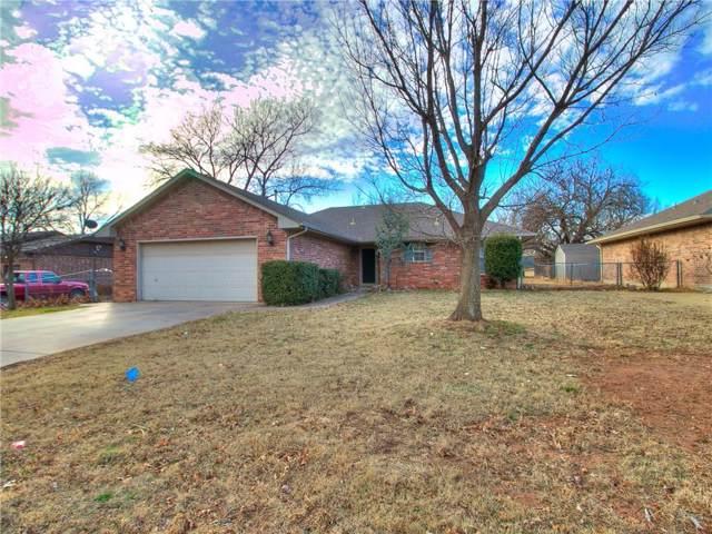 407 Lynda Way, Tuttle, OK 73089 (MLS #894941) :: Homestead & Co