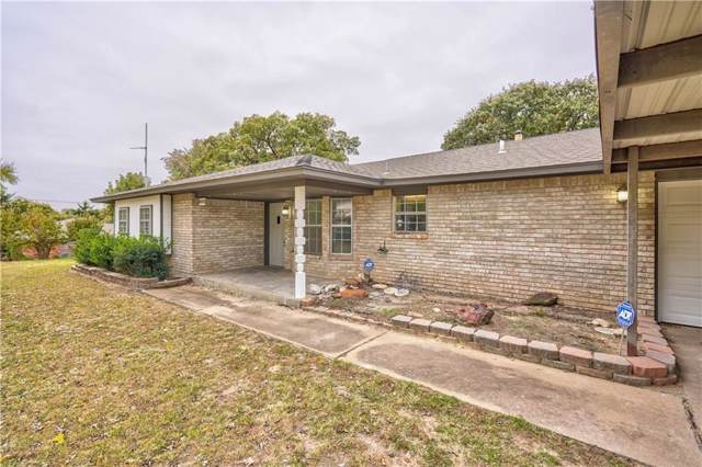 5525 W Lakeview Drive, Harrah, OK 73045 (MLS #895014) :: Homestead & Co