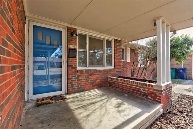 5540 N Shawnee Avenue, Oklahoma City, OK 73112 (MLS #895054) :: Homestead & Co