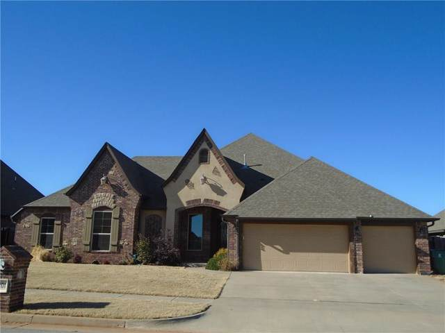3201 N Chesterfield Place, Oklahoma City, OK 73179 (MLS #895098) :: Homestead & Co