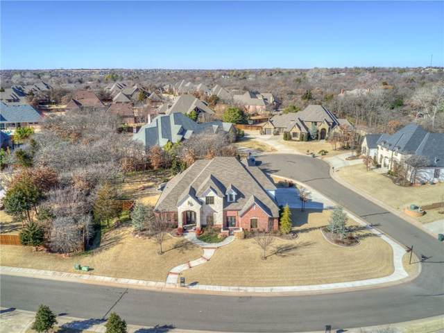 4717 Lake Front Drive, Edmond, OK 73034 (MLS #895119) :: Homestead & Co
