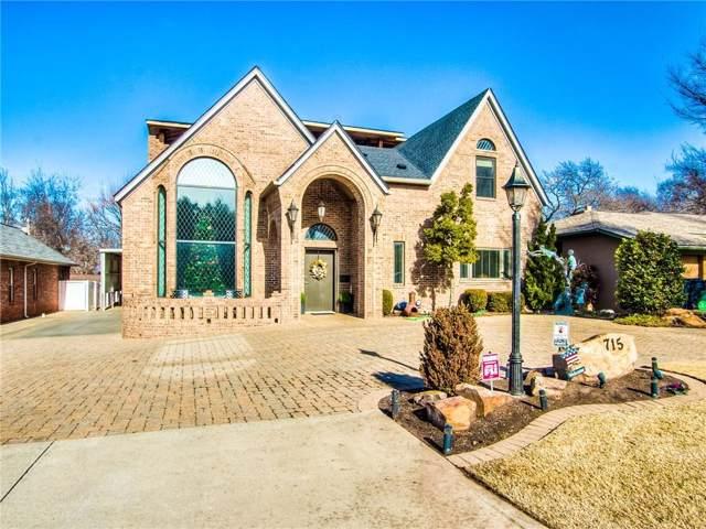 715 NW 45th Street, Oklahoma City, OK 73118 (MLS #895135) :: Homestead & Co