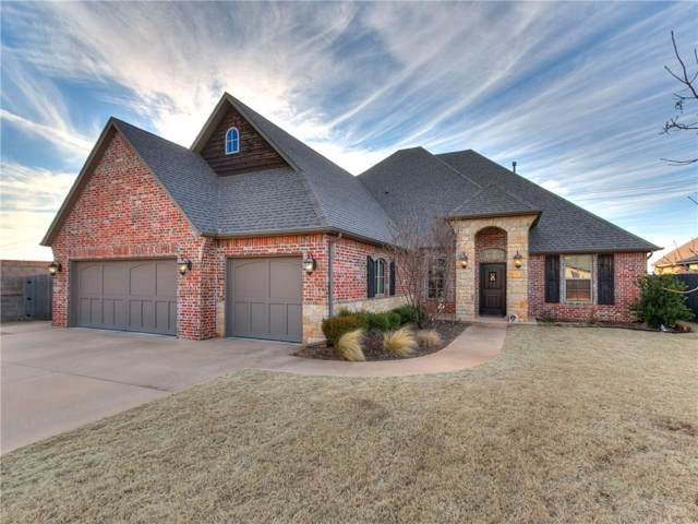 15801 James Thomas Court, Edmond, OK 73013 (MLS #895139) :: Homestead & Co