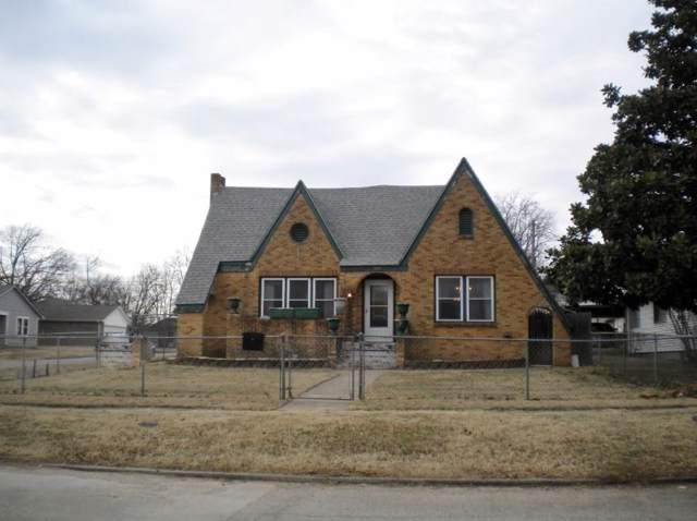 401 N Park Street, Seminole, OK 74868 (MLS #895156) :: Homestead & Co